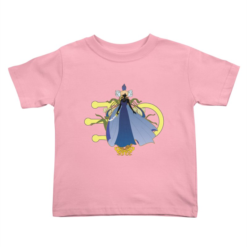 Princess Uranus Kids Toddler T-Shirt by MaruDashi's Artist Shop