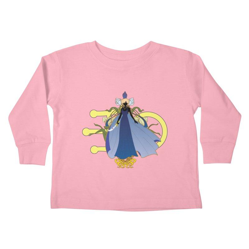 Princess Uranus Kids Toddler Longsleeve T-Shirt by MaruDashi's Artist Shop