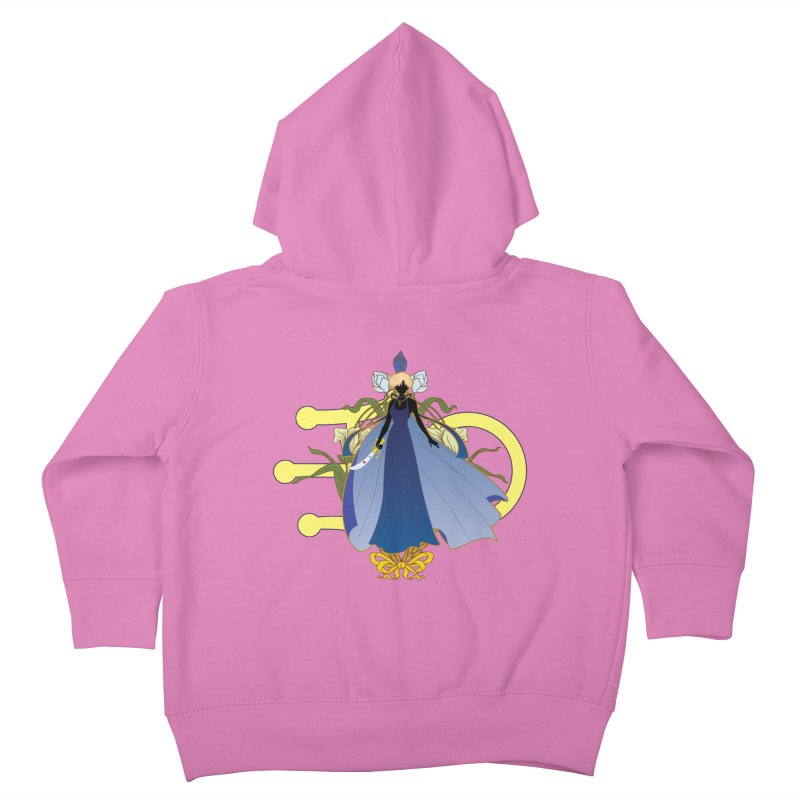 Princess Uranus Kids Toddler Zip-Up Hoody by MaruDashi's Artist Shop