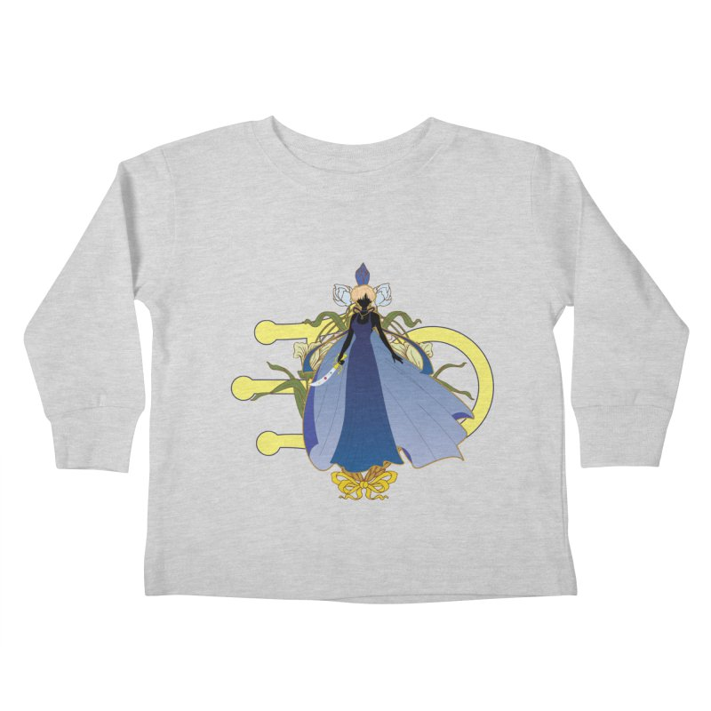 Princess Uranus Kids Toddler Longsleeve T-Shirt by MaruDashi's Artist Shop