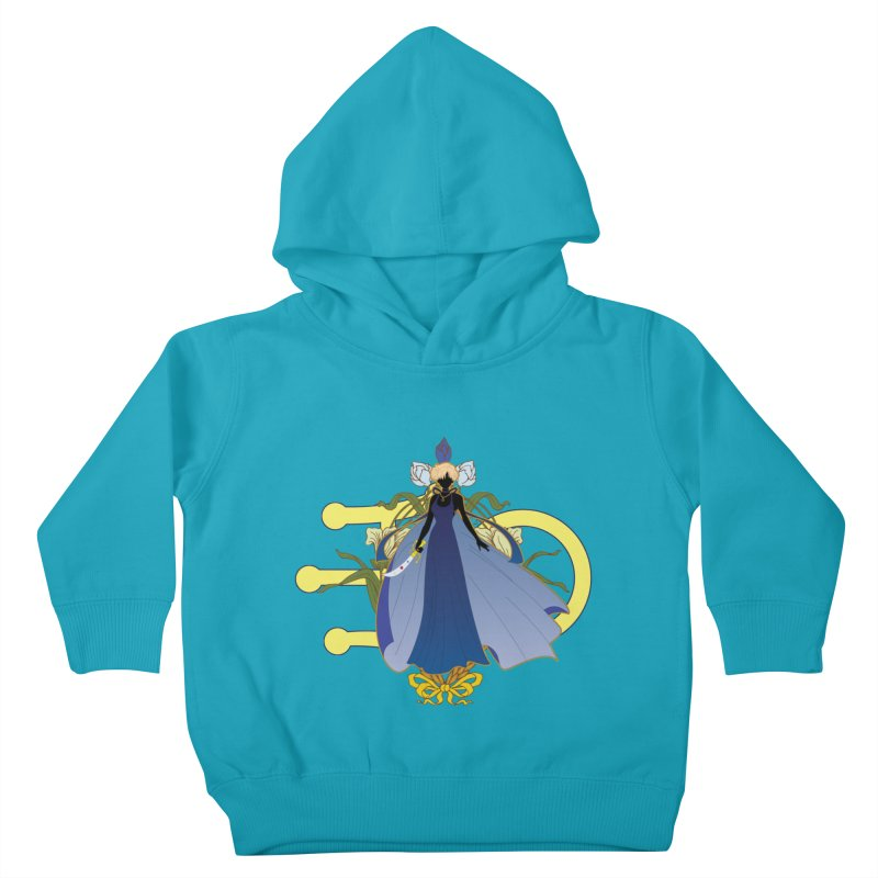 Princess Uranus Kids Toddler Pullover Hoody by MaruDashi's Artist Shop