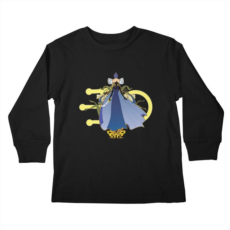 Princess Uranus Kids Longsleeve T-Shirt by MaruDashi's Artist Shop