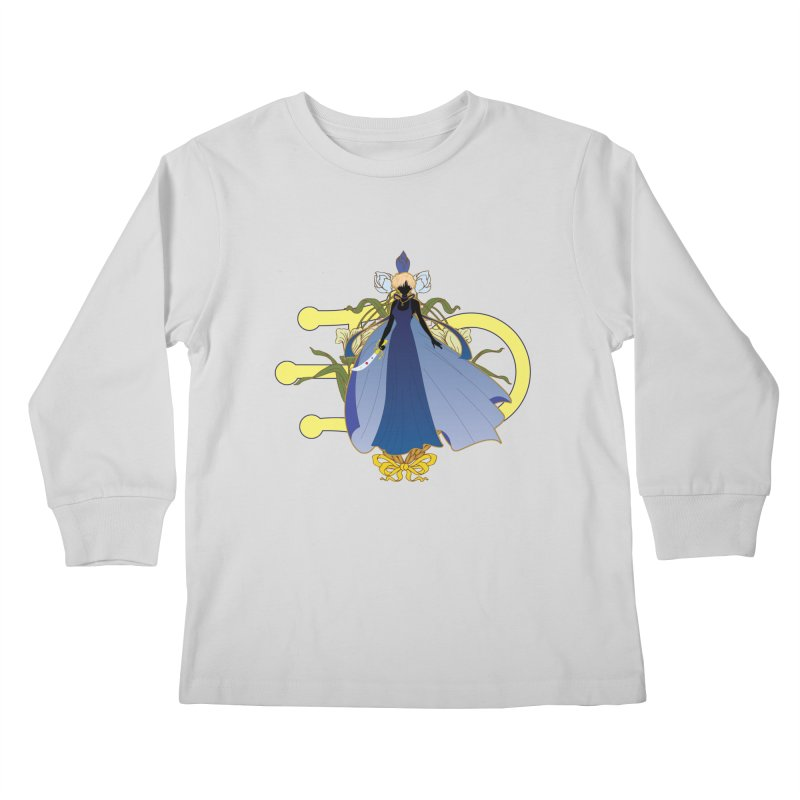 Princess Uranus Kids Longsleeve T-Shirt by MaruDashi's Artist Shop
