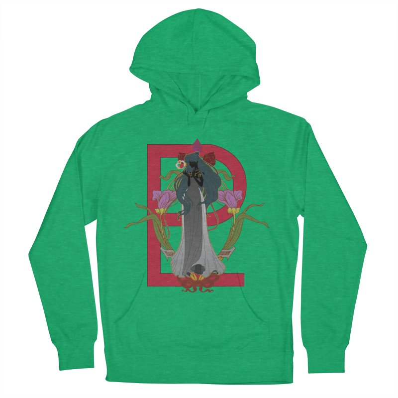 Princess Pluto Men's French Terry Pullover Hoody by MaruDashi's Artist Shop
