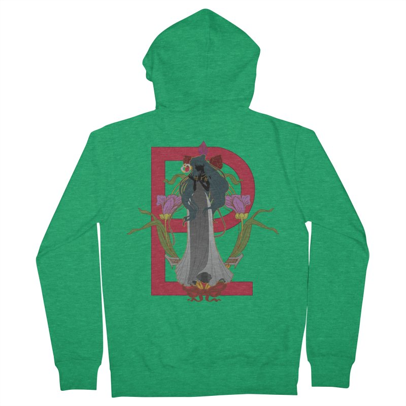Princess Pluto Men's Zip-Up Hoody by MaruDashi's Artist Shop