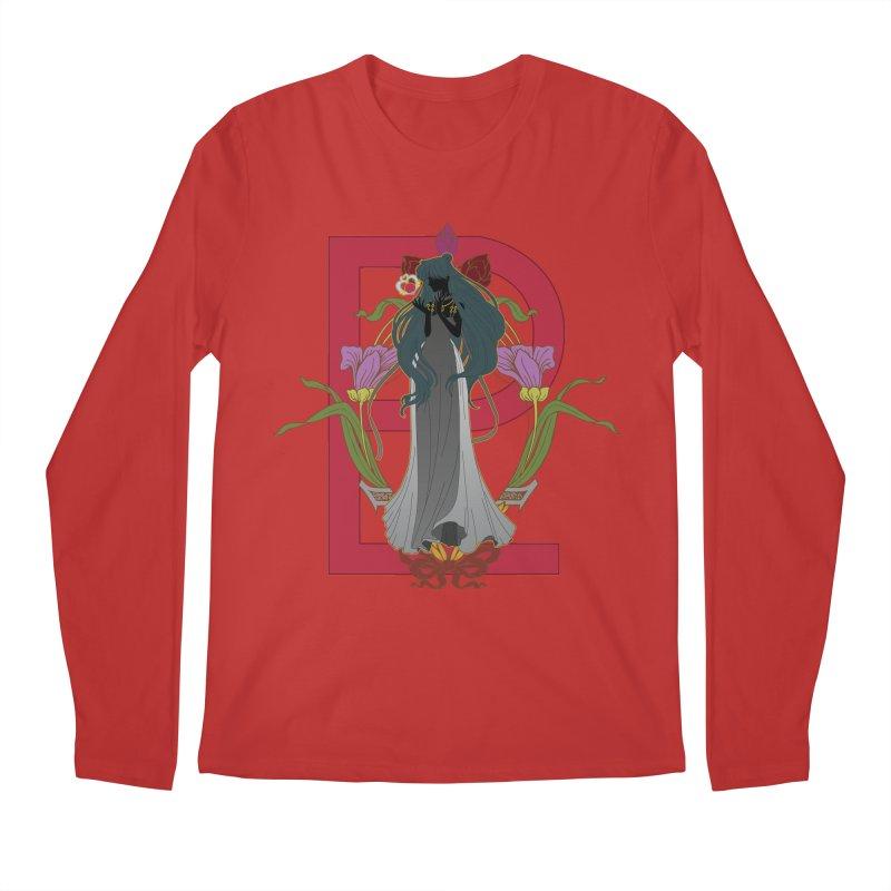 Princess Pluto Men's Regular Longsleeve T-Shirt by MaruDashi's Artist Shop