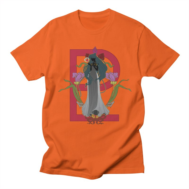 Princess Pluto Men's T-Shirt by MaruDashi's Artist Shop