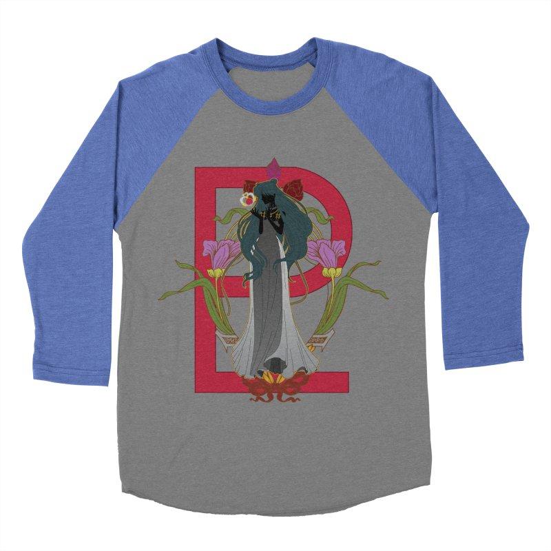 Princess Pluto Women's Baseball Triblend Longsleeve T-Shirt by MaruDashi's Artist Shop