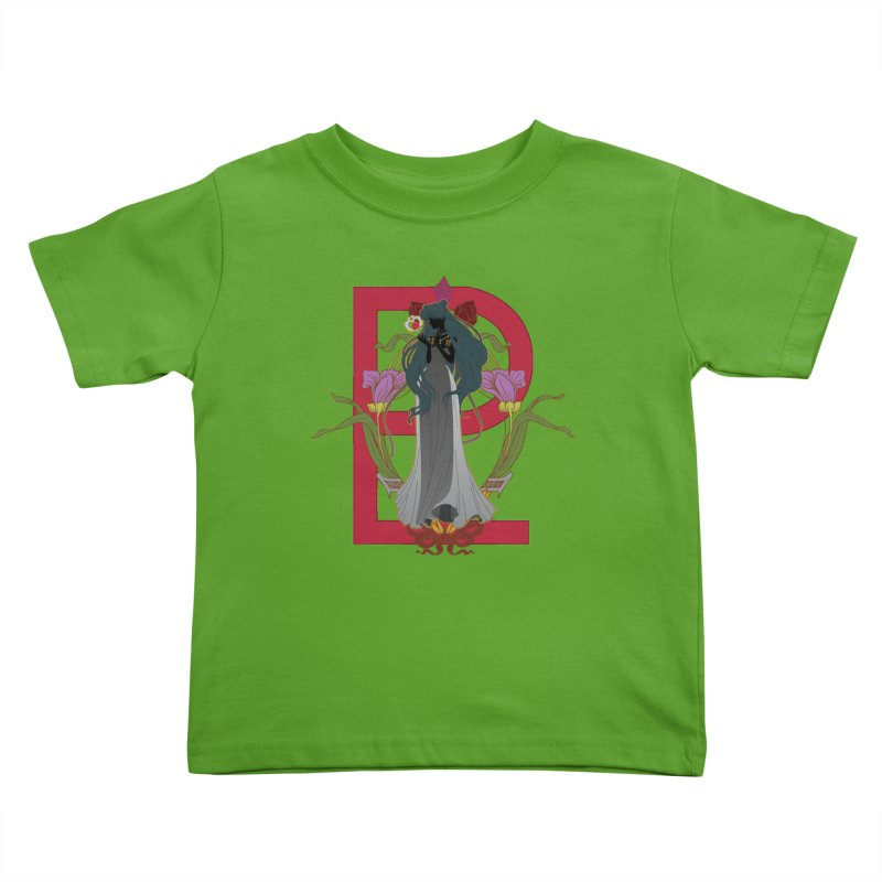 Princess Pluto Kids Toddler T-Shirt by MaruDashi's Artist Shop