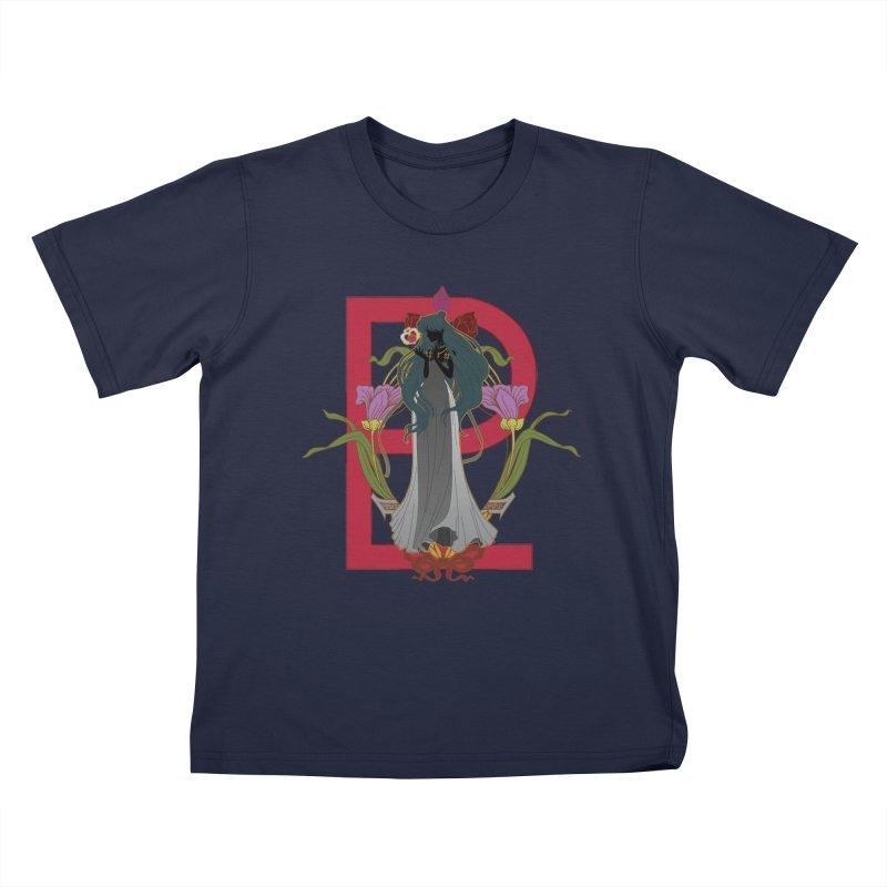 Princess Pluto Kids T-Shirt by MaruDashi's Artist Shop