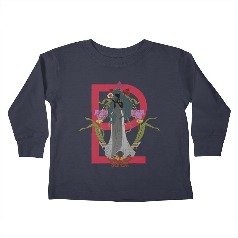 Princess Pluto Kids Toddler Longsleeve T-Shirt by MaruDashi's Artist Shop