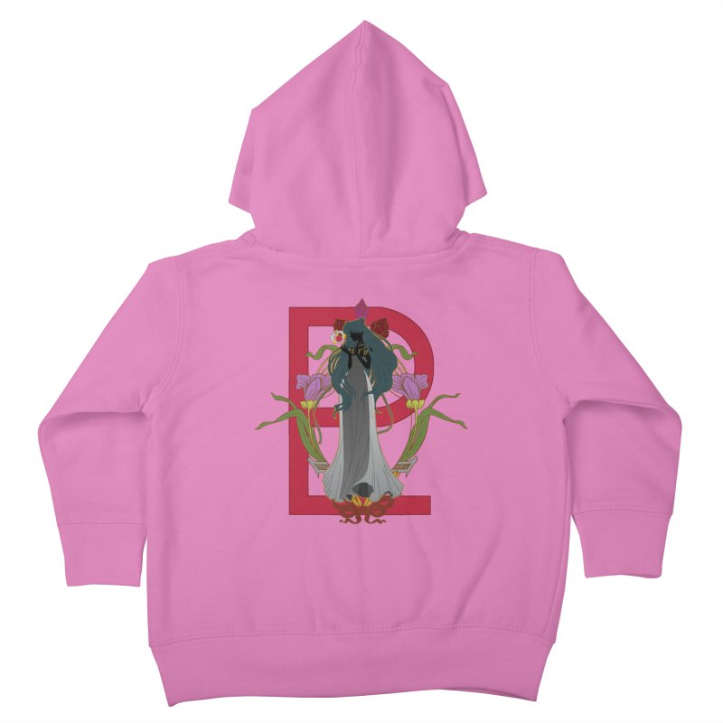 Princess Pluto Kids Toddler Zip-Up Hoody by MaruDashi's Artist Shop