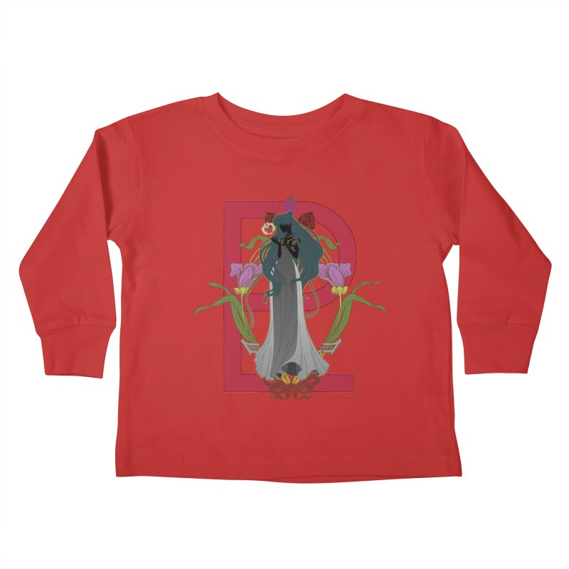 Princess Pluto Kids Toddler Longsleeve T-Shirt by MaruDashi's Artist Shop
