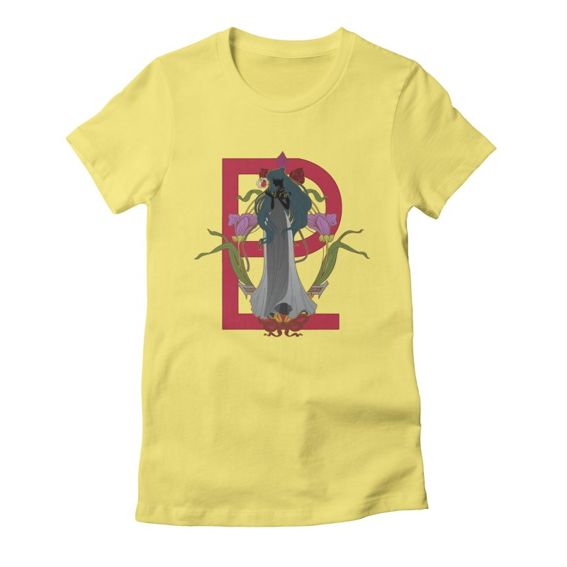 Princess Pluto Women's T-Shirt by MaruDashi's Artist Shop
