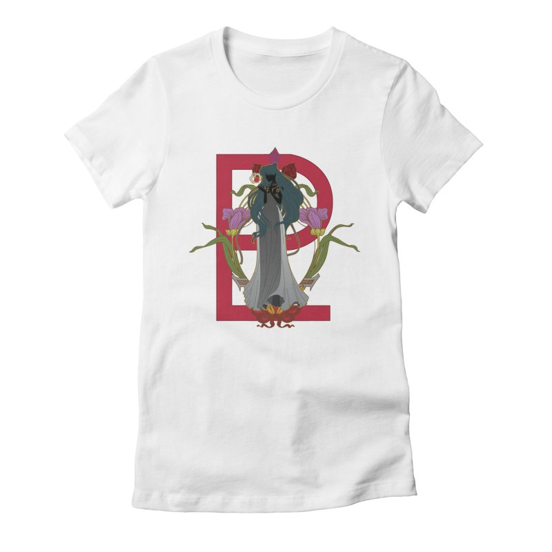 Princess Pluto Women's Fitted T-Shirt by MaruDashi's Artist Shop