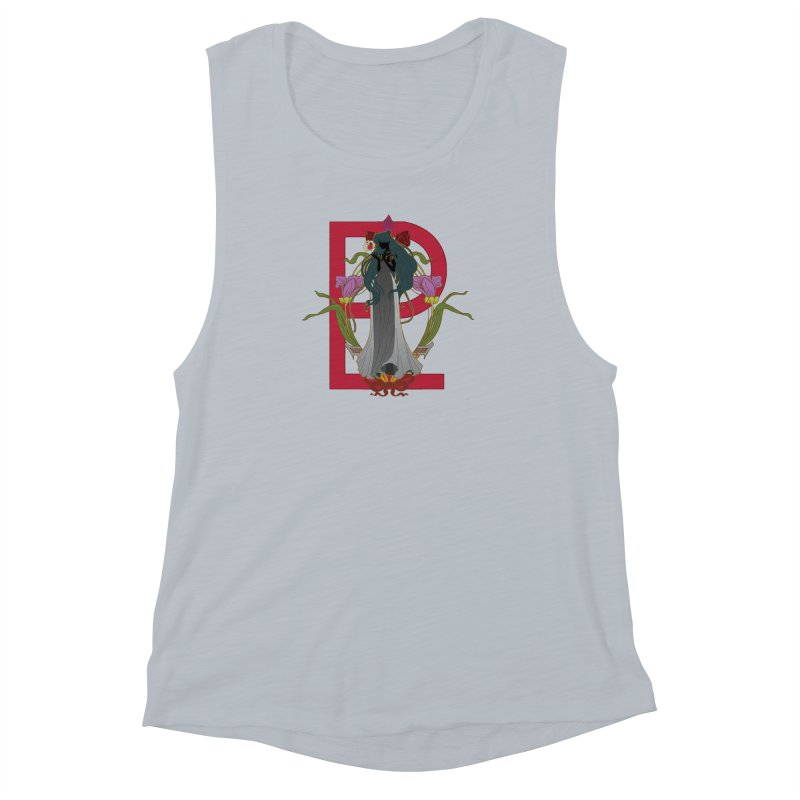Princess Pluto Women's Muscle Tank by MaruDashi's Artist Shop