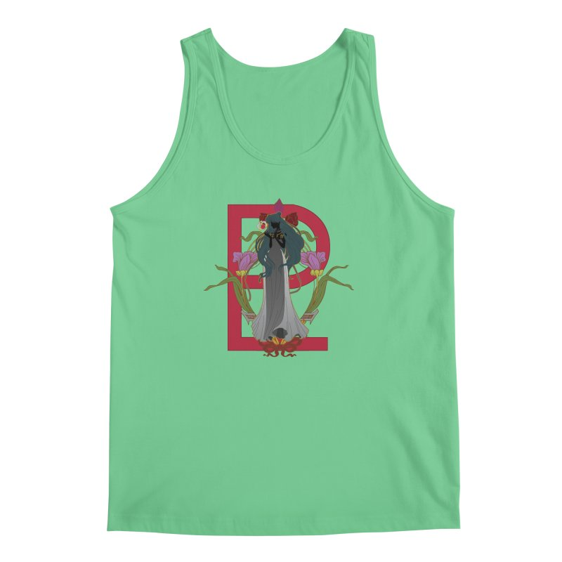 Princess Pluto Men's Tank by MaruDashi's Artist Shop