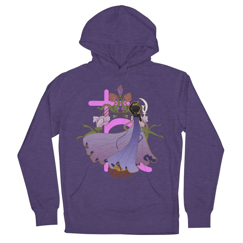 Princess Saturn Women's Pullover Hoody by MaruDashi's Artist Shop