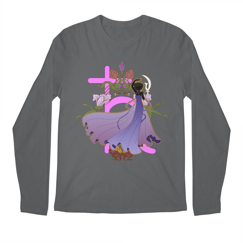 Princess Saturn Men's Longsleeve T-Shirt by MaruDashi's Artist Shop