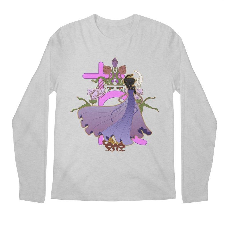 Princess Saturn Men's Longsleeve T-Shirt by MaruDashi's Artist Shop