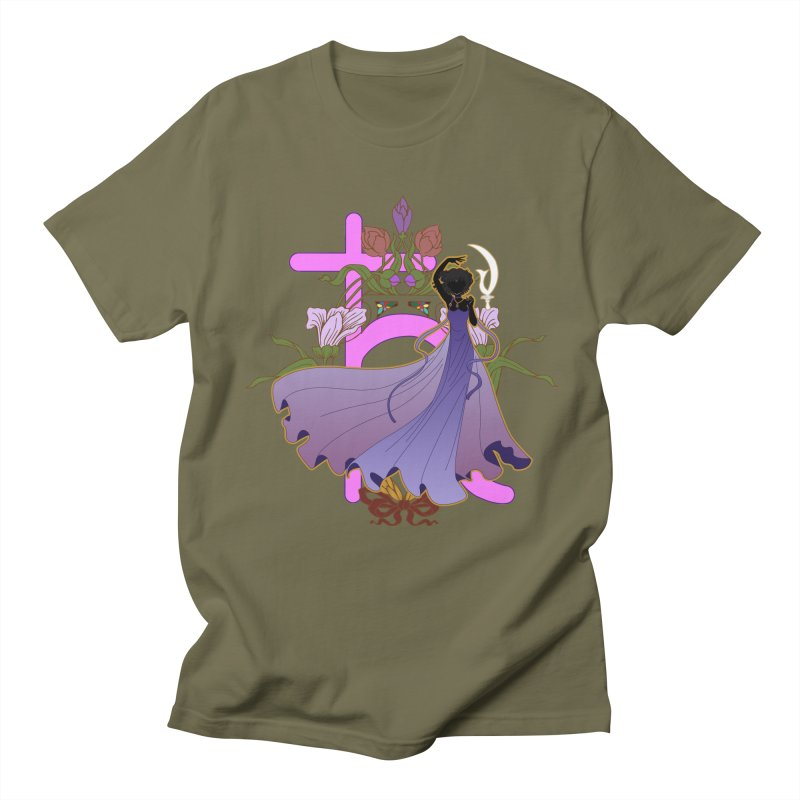 Princess Saturn Men's T-Shirt by MaruDashi's Artist Shop