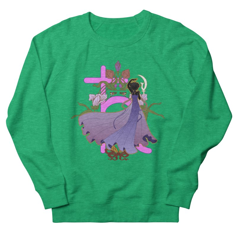 Princess Saturn Women's Sweatshirt by MaruDashi's Artist Shop