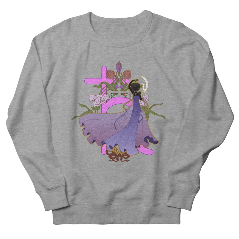 Princess Saturn Men's Sweatshirt by MaruDashi's Artist Shop