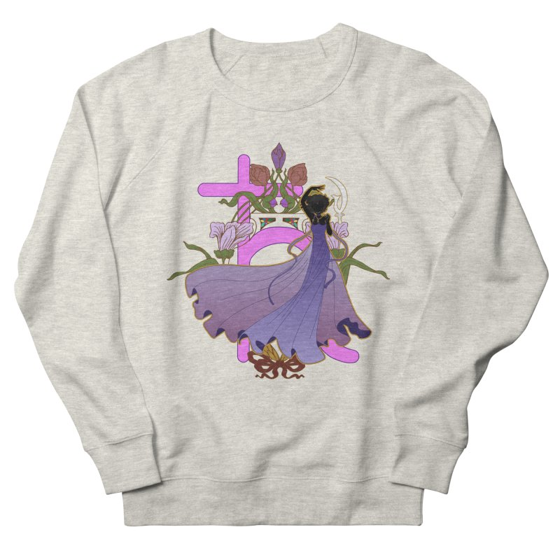 Princess Saturn Men's Sweatshirt by MaruDashi's Artist Shop