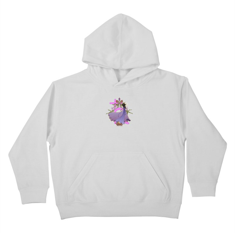 Princess Saturn Kids Pullover Hoody by MaruDashi's Artist Shop