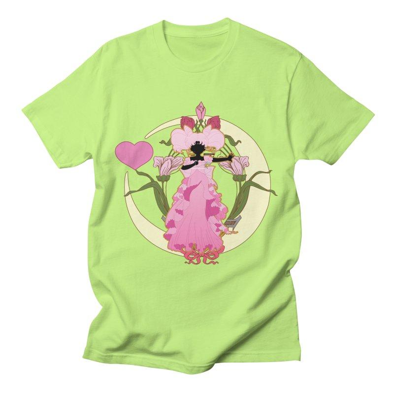 Small Lady Men's T-Shirt by MaruDashi's Artist Shop