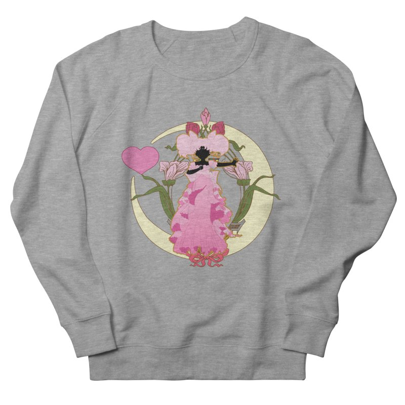 Small Lady Men's Sweatshirt by MaruDashi's Artist Shop
