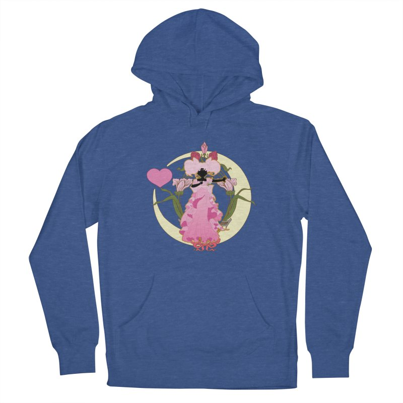 Small Lady Men's Pullover Hoody by MaruDashi's Artist Shop