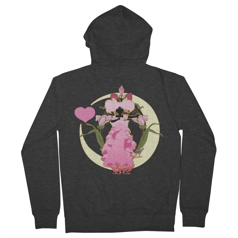 Small Lady Women's Zip-Up Hoody by MaruDashi's Artist Shop