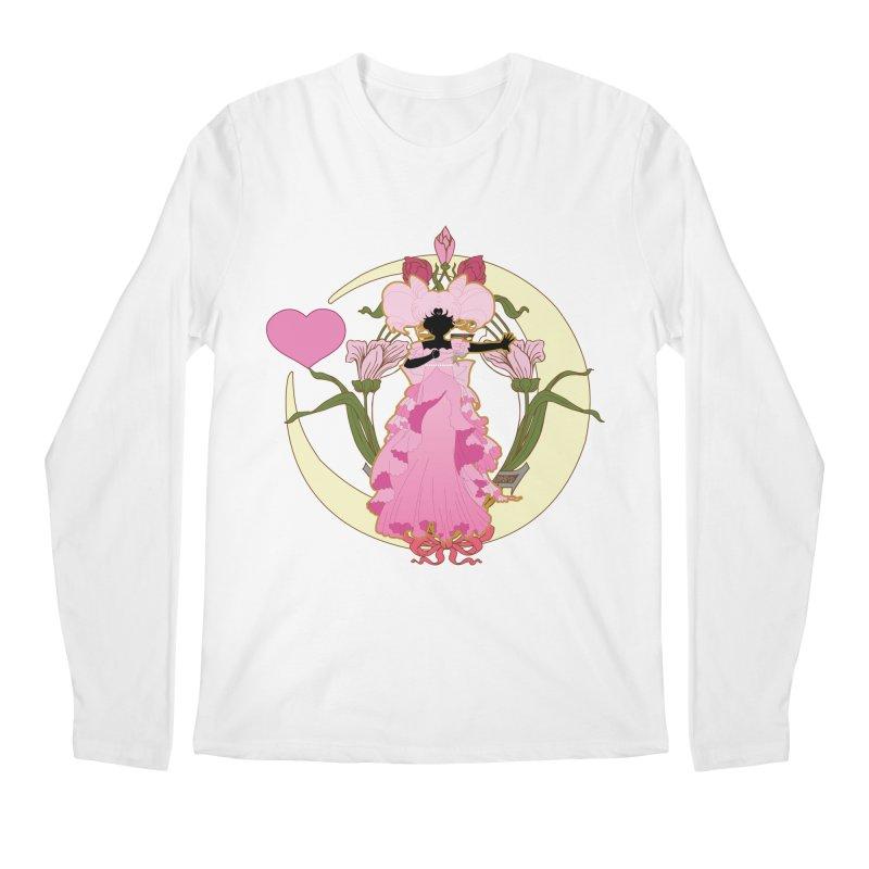 Small Lady Men's Regular Longsleeve T-Shirt by MaruDashi's Artist Shop