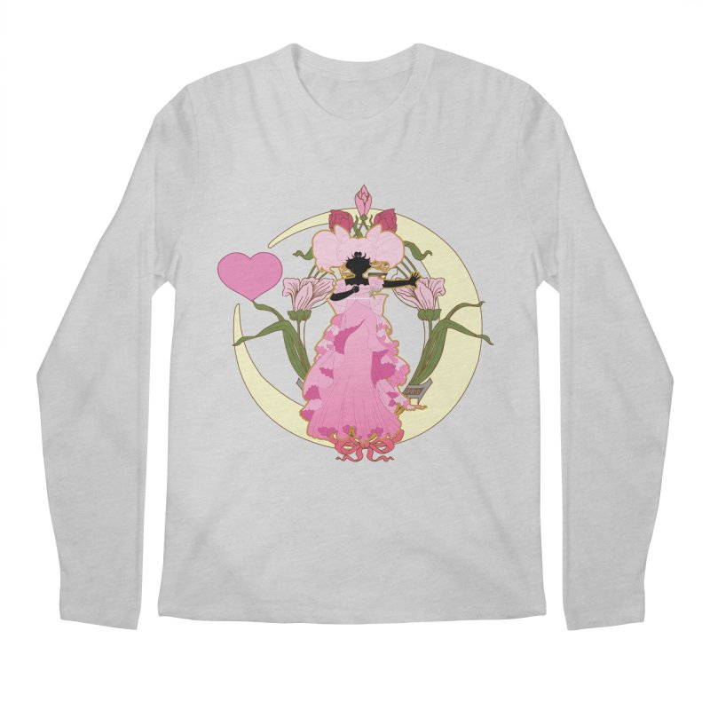 Small Lady Men's Regular Longsleeve T-Shirt by MaruDashi's Artist Shop