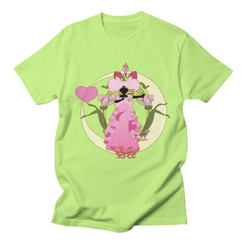 Small Lady Men's T-Shirt by MaruDashi's Artist Shop