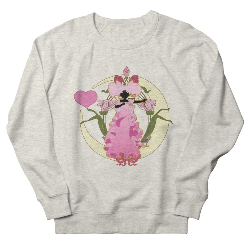 Small Lady Women's Sweatshirt by MaruDashi's Artist Shop