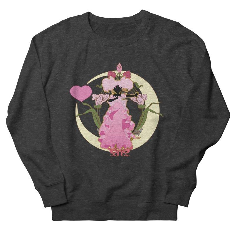 Small Lady Men's Sweatshirt by MaruDashi's Artist Shop