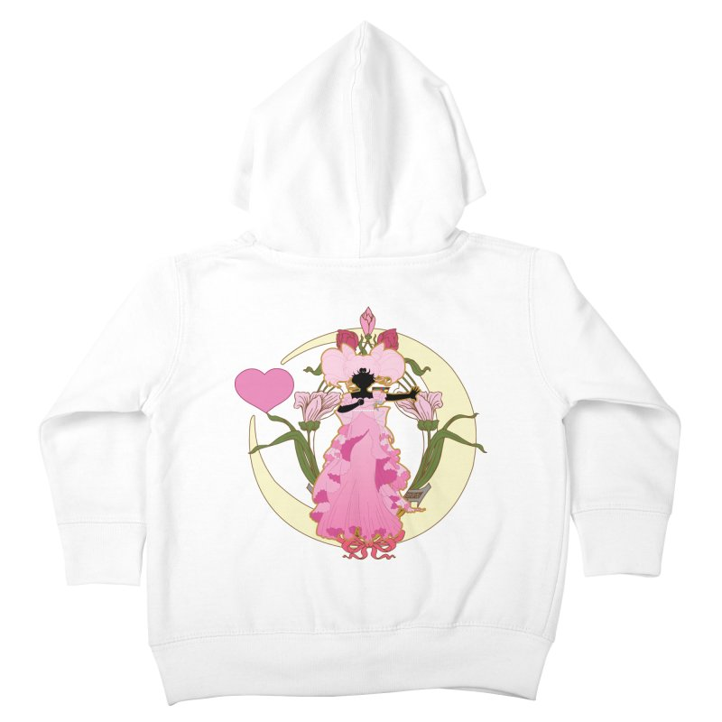 Small Lady Kids Toddler Zip-Up Hoody by MaruDashi's Artist Shop