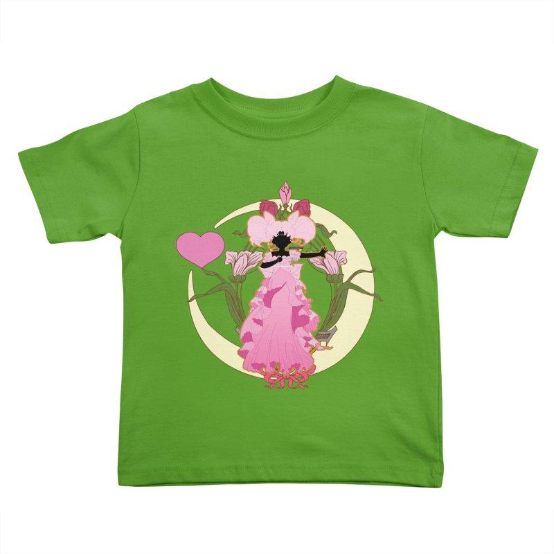 Small Lady Kids Toddler T-Shirt by MaruDashi's Artist Shop