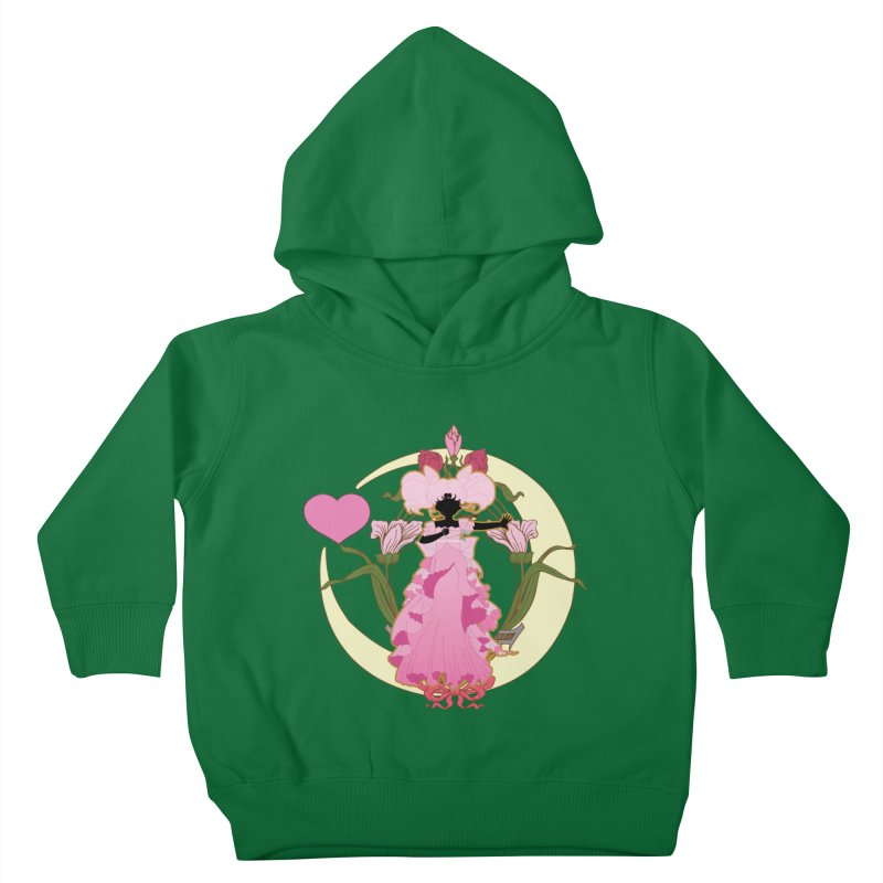 Small Lady Kids Toddler Pullover Hoody by MaruDashi's Artist Shop