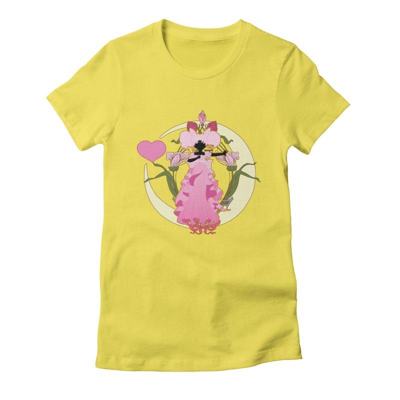 Small Lady Women's T-Shirt by MaruDashi's Artist Shop