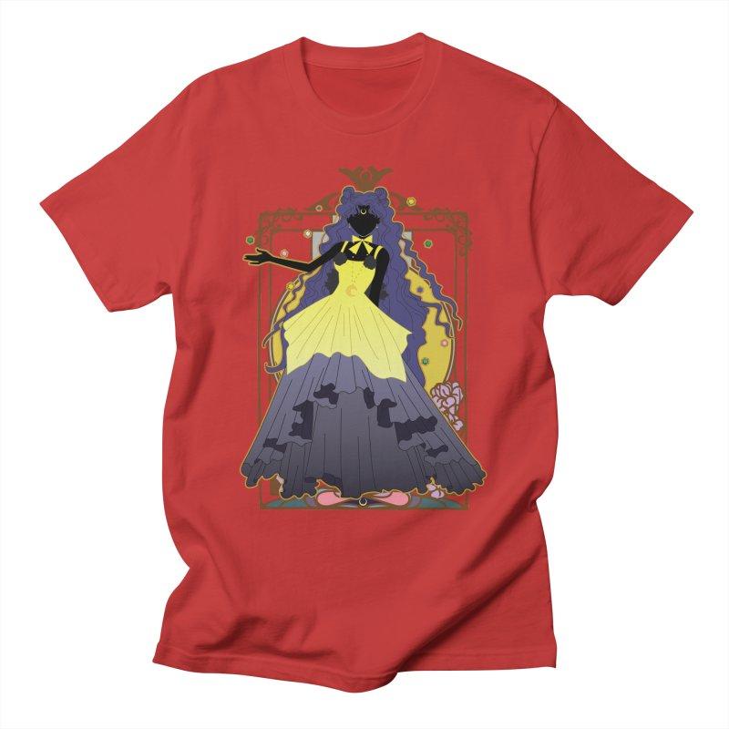 Luna Men's T-Shirt by MaruDashi's Artist Shop