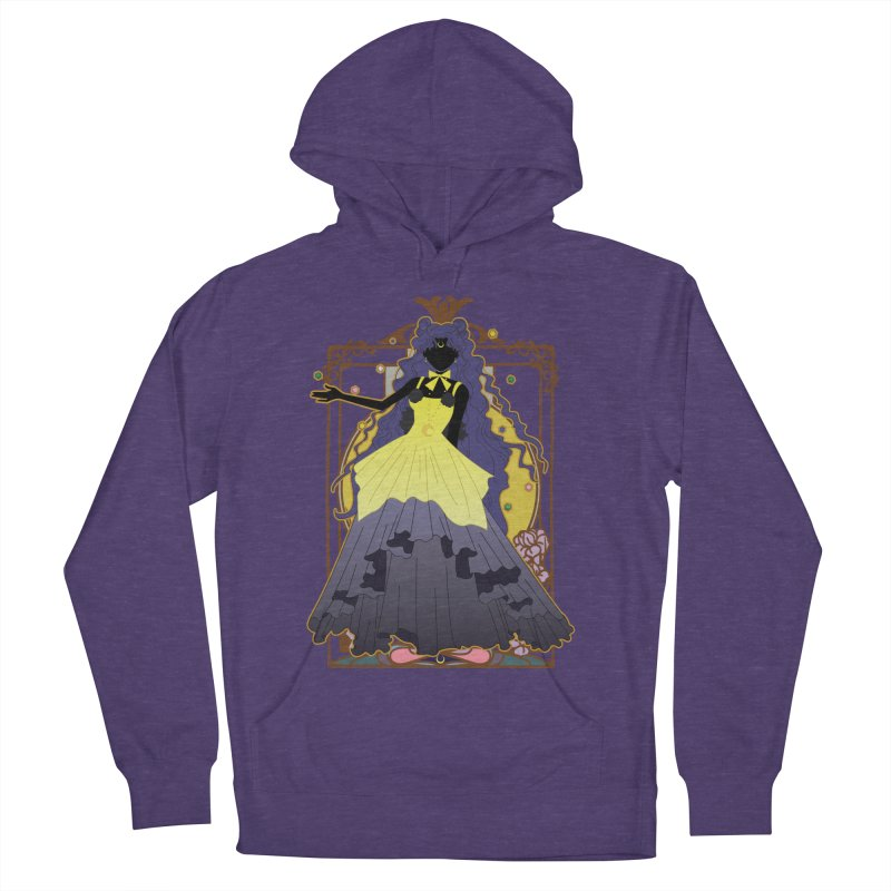 Luna Women's French Terry Pullover Hoody by MaruDashi's Artist Shop