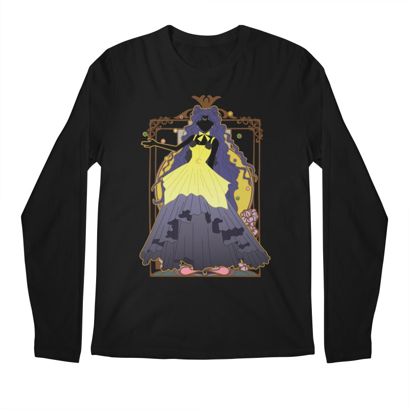 Luna Men's Longsleeve T-Shirt by MaruDashi's Artist Shop