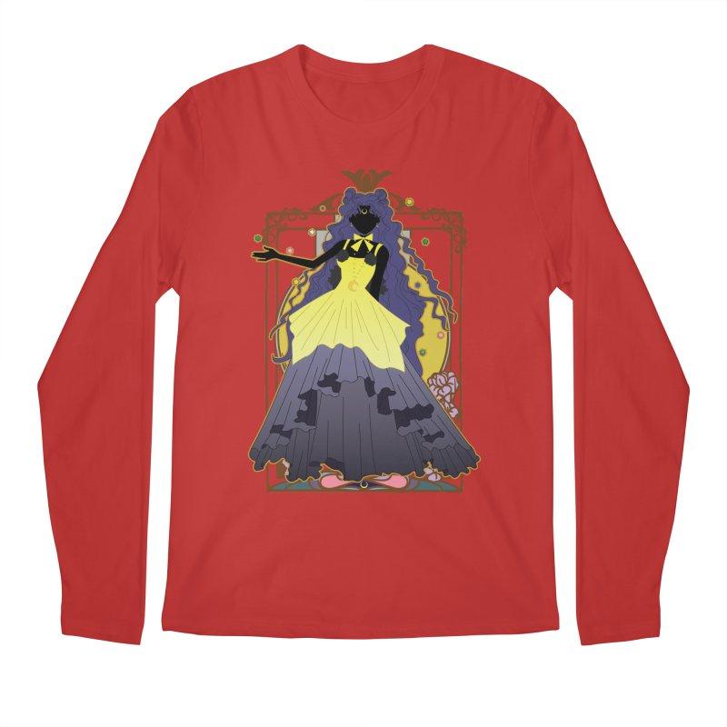 Luna Men's Longsleeve T-Shirt by MaruDashi's Artist Shop