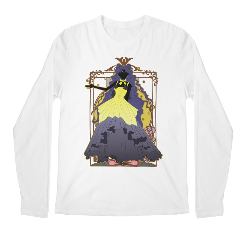 Luna Men's Regular Longsleeve T-Shirt by MaruDashi's Artist Shop