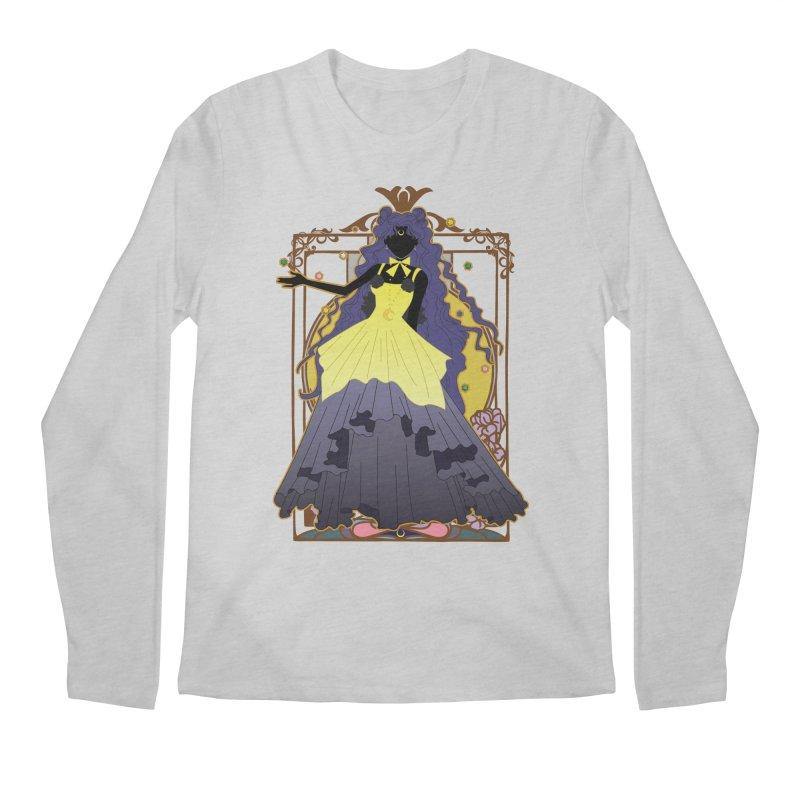 Luna Men's Regular Longsleeve T-Shirt by MaruDashi's Artist Shop