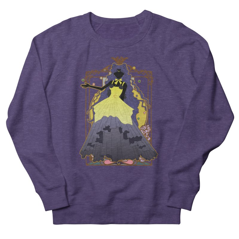 Luna Men's Sweatshirt by MaruDashi's Artist Shop