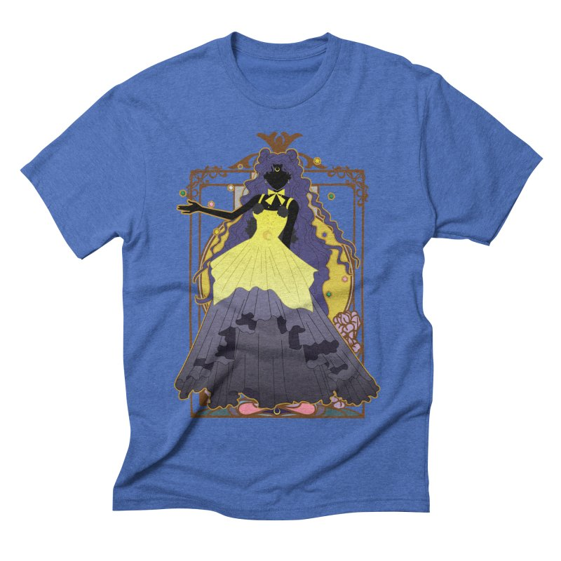 Luna Men's Triblend T-shirt by MaruDashi's Artist Shop